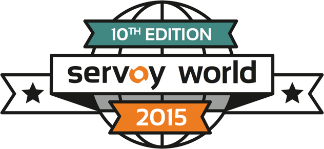 SERVOY WORLD 2015
