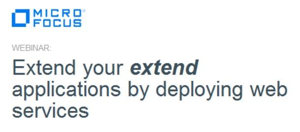 WEBINAR: Cómo Implementar Web Services en Acucobol Extend, con Xcentrisity BIS