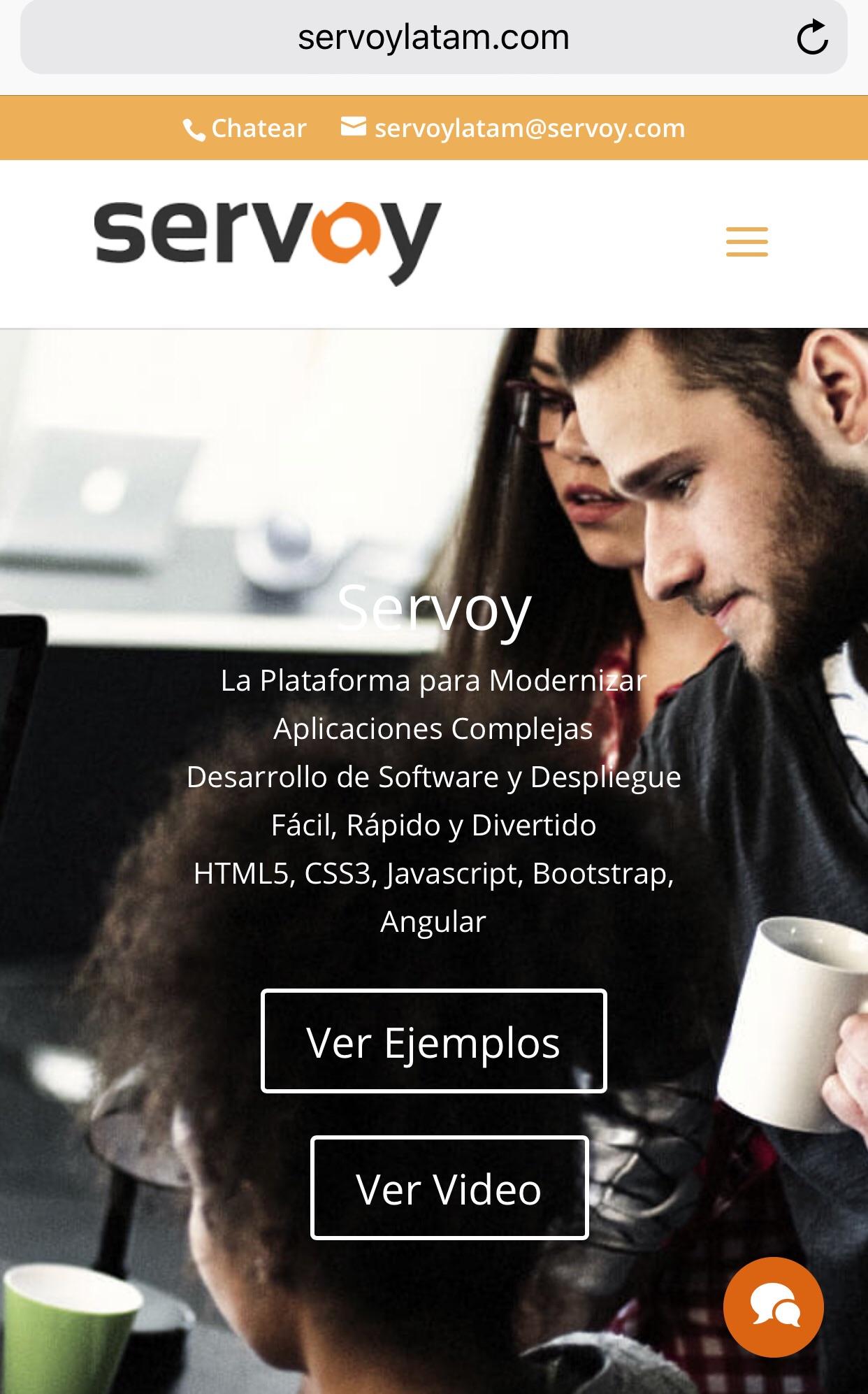 SERVOYLATAM.COM